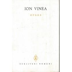 Opere (vol. 1, editie critica). Poezii - Ion Vinea