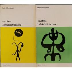 Cartea labirinturilor (Vol. 1 + 2) - Paolo Santarcangeli