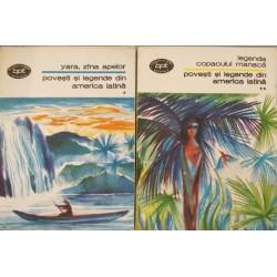 Povesti si legende din America Latina (Vol. 1 + 2) - Antologie de Tudora Sandru Olteanu