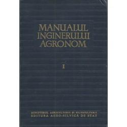 Manualul inginerului agronom (vol. 1) - G. Obrejanu