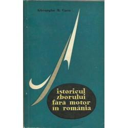 Istoricul zborului fara motor in Romania - Gheorghe M. Cucu