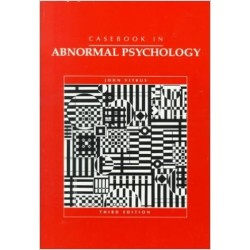 Casebook in abnormal psychology - John Vitkus