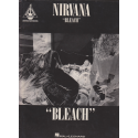Nirvana - Bleach - Guitar Recorded Version - Partituri