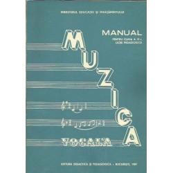 Muzica. Manual pentru clasa a 9-a, licee pedagogice