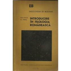 Introducere in filosofia romaneasca - Ion Ghetie, Al. Mares