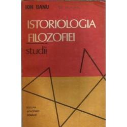 Istoria filosofiei. Studii - Ion Banu