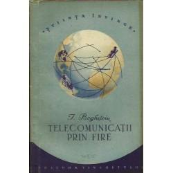 Telecomunicatii prin fire - I. Boghitoiu