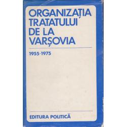 Organizatia tratatului de la Varsovia 1955 - 1975 - Documente