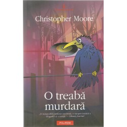 O Treaba Murdara - Christopher Moore