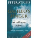 Galileo's Finger: The Ten Great Ideas of Science - Peter Atkins