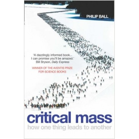 Critical Mass: How One Thing Leads to Another - Philip Ball