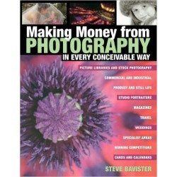 Making Money from Photography in Every Conceivable Way - Bavister Steve