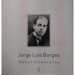 Obras completas 1 - Borges Jorge Luis