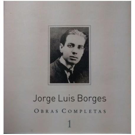 Obras completas 1923 - 1949 (Vol. 1) - Jorge Luis Borges