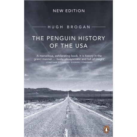 The Penguin History of the USA - Brogan Hugh