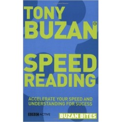 Speed Reading: Accelerate Your Speed and Understanding for Success - Buzan Tony