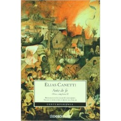 Auto de fe [Obra completa II] - Canetti Elias