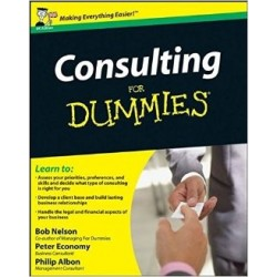 Consulting for Dummies [UK Edition] - Nelson Bob