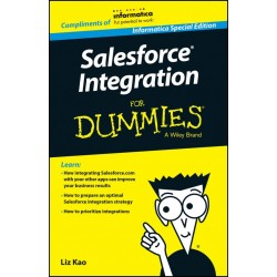 Salesforce.com for Dummies: Develop Contacts, Organize Leads, and Track Opportunities - Wong Tom