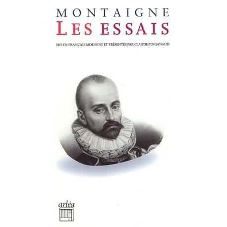 Les essais - Michel de Montaigne (carte in lb. franceza)