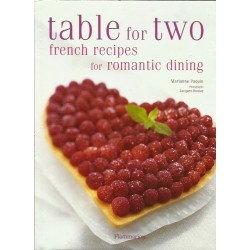Table for Two (french recipes for romantic dining) - Marianne Paquin