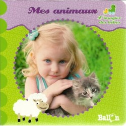 Mes animaux, L'imagier des bebes