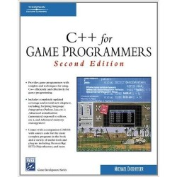 C++ for Game Programmers [Second Edition] [with CD-ROM] - Michael J. Dickhead