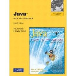 Java: How to Program [Eigth Edition] - Paul Deitel