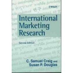 International Marketing Research [Second Edition] - C. Samuel Craig