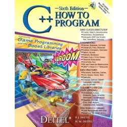 C++: How to Program [Sixth Edition] - Paul Deitel