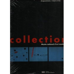 La collection du Musee national d'art moderne: Acquisitions, 1986-1996