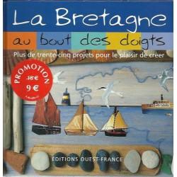 La Bretagne au bout des doigts - Xavier Scheinkmann