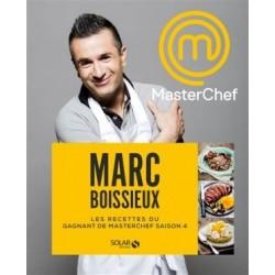 Marc Boissieux - les recettes du gagnant masterchef de la saison