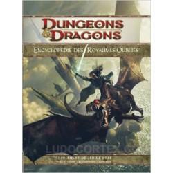 Dungeons Dragons 4.0 : l'Encyclopédie des Royaumes Oubliés