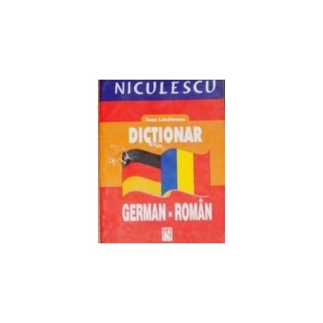 Dicționar german-român român-german - Ioan Lăzărescu