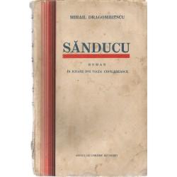 Sanducu - Mihail Dragomirescu (Princeps, 1935)