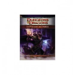 Play Factory - Dungeons & Dragons 4.0 : la Pyramide des Ombres