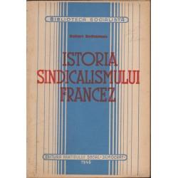 Istoria sindicalismului francez - Robert Botheneau