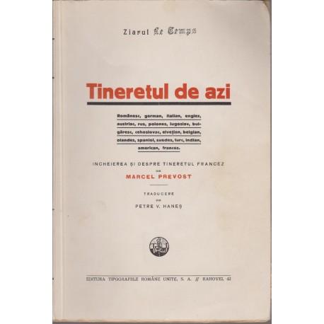 Tineretul de azi. Incheierea si despre tineretul francez - Marcel Prevost (1934)