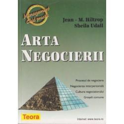Arta negocierii - Jean M. Hiltrop, Sheila Udall