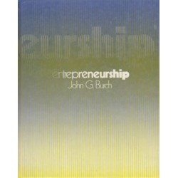 Entrepreneurship - John G. Burch