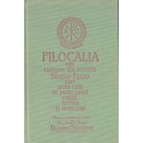 Filocalia - Dumitru Staniloaie