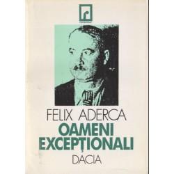 Oameni exceptionali - Felix Aderca