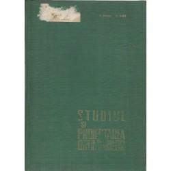 Studiul si proiectarea drumurilor (Partea a 2-a) - I. Craus, V. Gutu