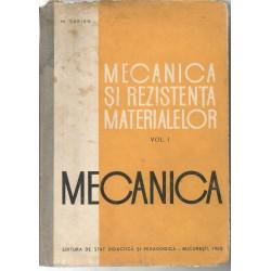 Mecanica si rezistenta materialelor. Vol 1 - M. Sarian