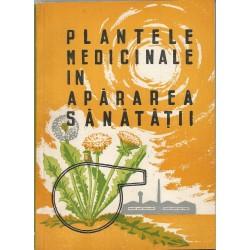 Plante medicinate in apararea sanatatii - Corneliu Constantinescu