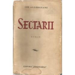Sectarii (Ed. Princeps) - Ion Agarbiceanu