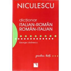 Dictionar Italian-Roman, Roman-Italian (50000 cuv.) - George Lazarescu
