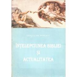 Intelepciunea Bibliei si Actualitatea - Hristache Popescu