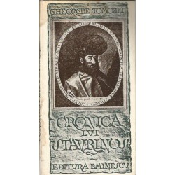 Cronica Lui Stavrinos - Gheorghe Tomozei